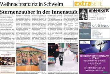 Weihnachtsmarkt in Schwelm  -16.12.2017-
