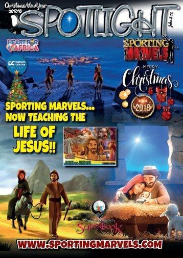 Spotlight Magazine - Christmas/New Year 2017-18