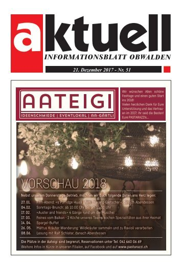 Aktuell Obwalden 51-2017