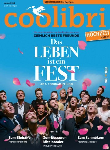 Januar 2018 - coolibri Bochum
