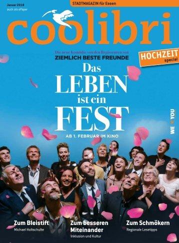 Januar 2018 - coolibri Essen