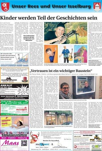 Unser Rees und Unser Isselburg  -21.12.2017-
