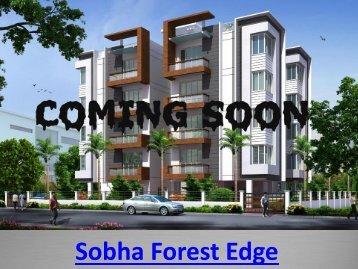 Sobha Forest Edge