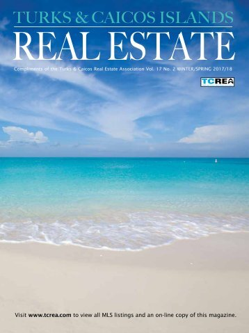 Turks & Caicos Islands Real Estate Winter/Spring 2017/18