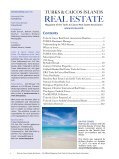Turks & Caicos Islands Real Estate Winter/Spring 2017/18 - Page 4