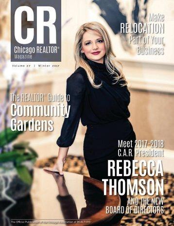 CR Magazine – Winter 2017