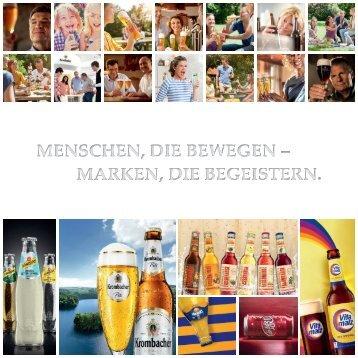 Krombacher Firmenportrait