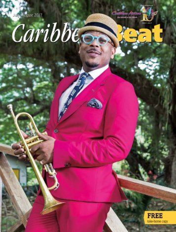 Caribbean Beat — July/August 2017 (#146)