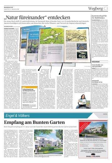 Empfang am Bunten Garten  -06.01.2018-