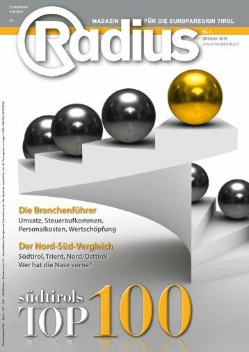 Radius Top 100 2015
