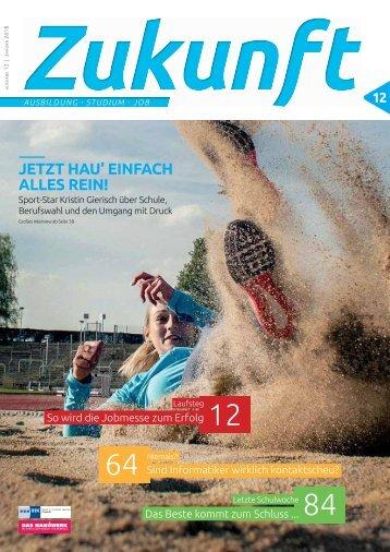 Magazin Zukunft | 01/2018