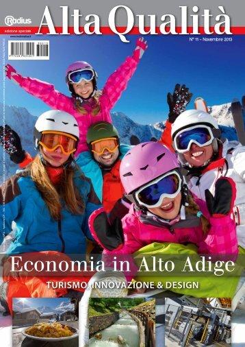 Radius Alta Qualitá Economia 2013