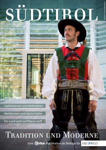 Radius Magazin Südtirol Die Welt 2014