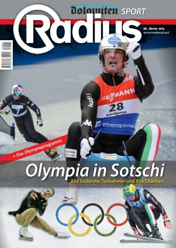Radius Olympia 2014