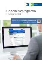 iGZ-Seminarprogramm 01-2018 - Page 7