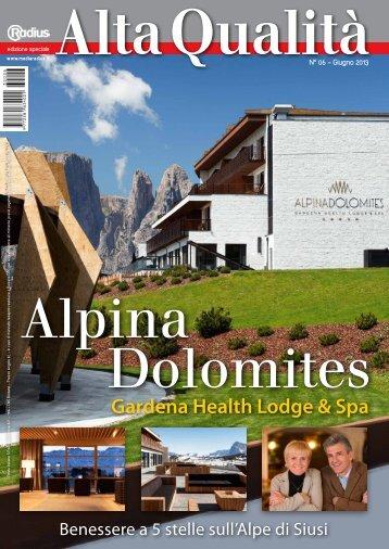 Radius Alta Qualitá Alpina Dolomites 2013