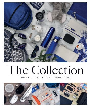 CATALOGO THE COLLECTION 2018