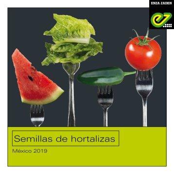Semillas de hortalizas | Mexico 2018
