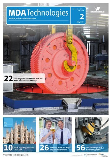 MDA Technologies 2/2014