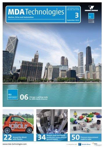 MDA Technologies 3/2014