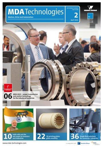 MDA Technologies 2/2015