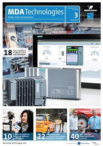 MDA Technologies 3/2015