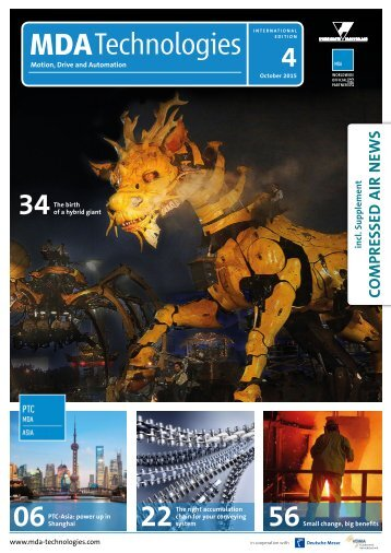 MDA Technologies 4/2015