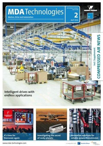 MDA Technologies 2/2016