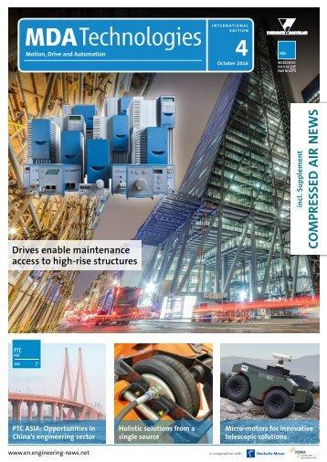 MDA Technologies 4/2016