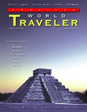 American World Traveler Winter 2017-18 Issue