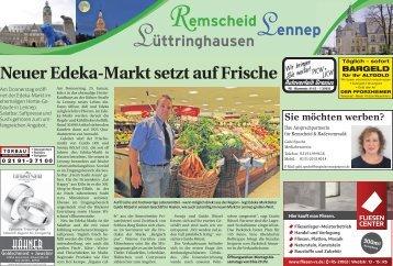 Remscheid - Lennep - Lüttringhausen  -19.01.2018-