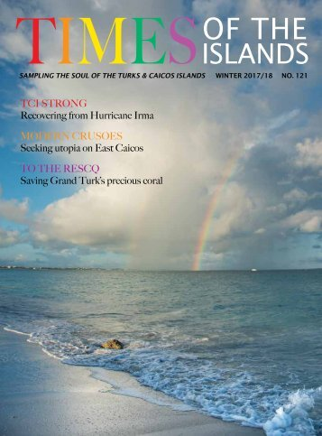 Times of the Islands Winter 2017/18