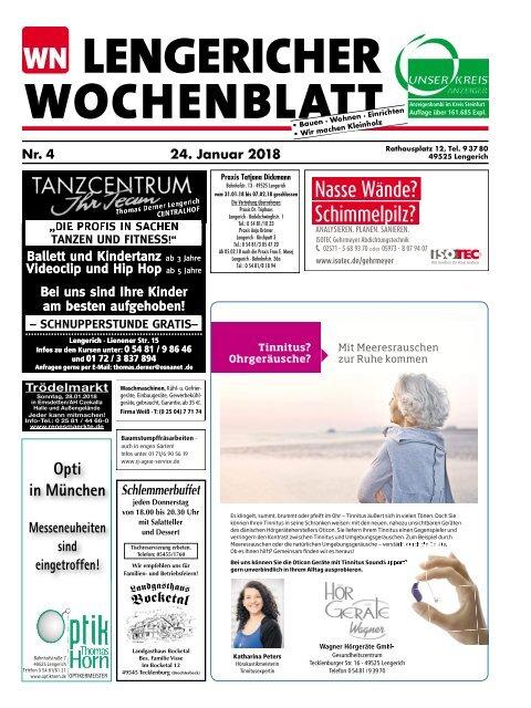 Westerkappeln wochenblatt online dating