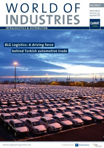WORLD OF INDUSTRIES - LOGISTICS 2/2017