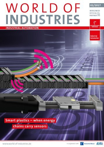 WORLD OF INDUSTRIES - Industrial Automation 2/2017