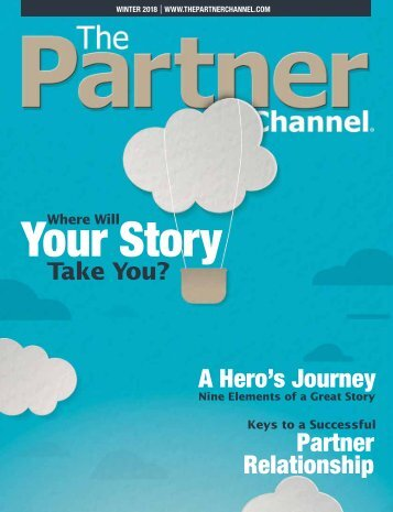 The Partner Channel Magazine_Winter 2018