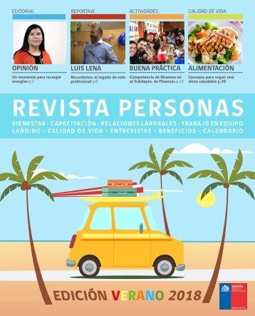 Revista Personas Verano 2018