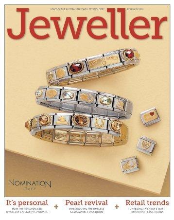 Jeweller - February Issue 2018