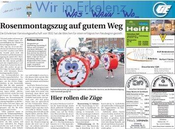 Wir in Erkelenz  -01.02.2018-