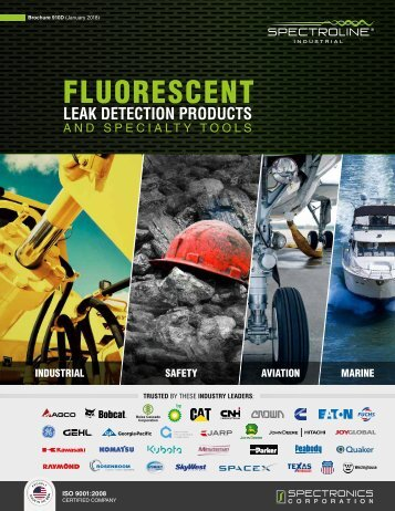 2018 Industrial Brochure