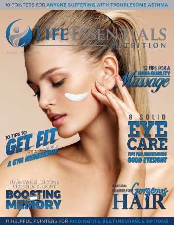 Life Essentials Magazine February 2018