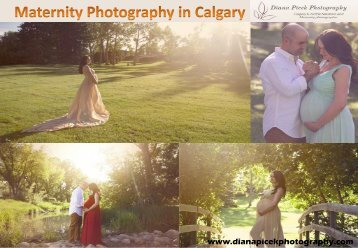 Maternity Photography in Calgary