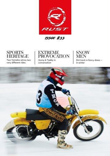 RUST Magazine: RUST#33