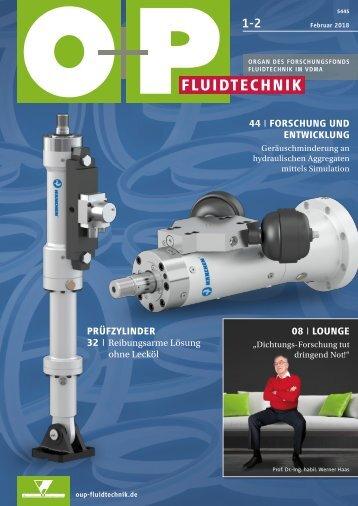 O+P Fluidtechnik 1-2/2018