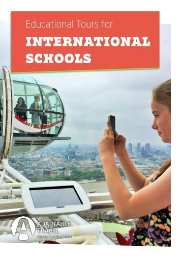 Educational School Trips for International Schools