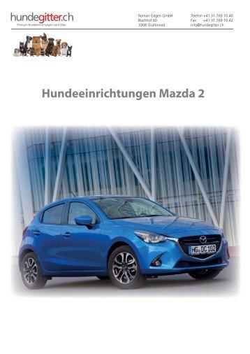 Mazda_2_Hundeeinrichtungen