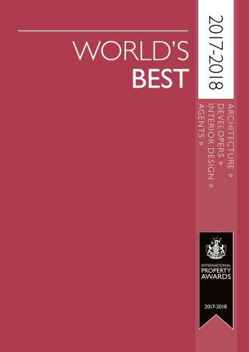 World's Best 2017-2018