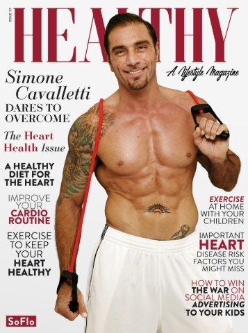 Healthy SoFlo Issue 57 - Simone Cavalletti Dares to Overcome