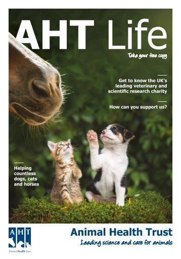 AHT Life Magazine 2018