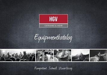 HGV Equipmentkatalog